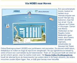 Artikel op NauticLink